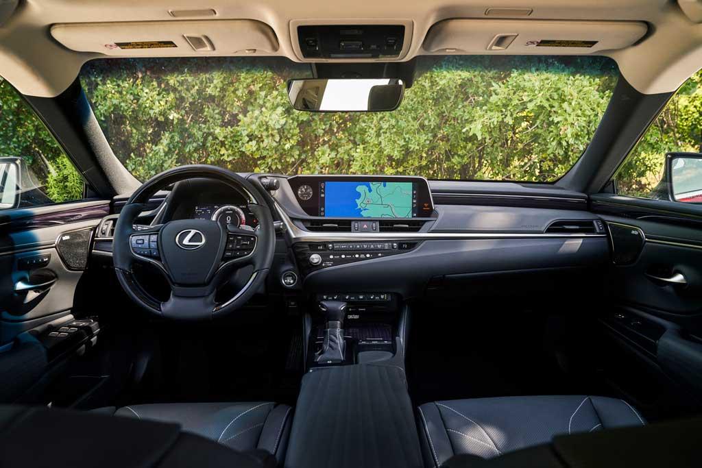 Lexus ES 250 AWD