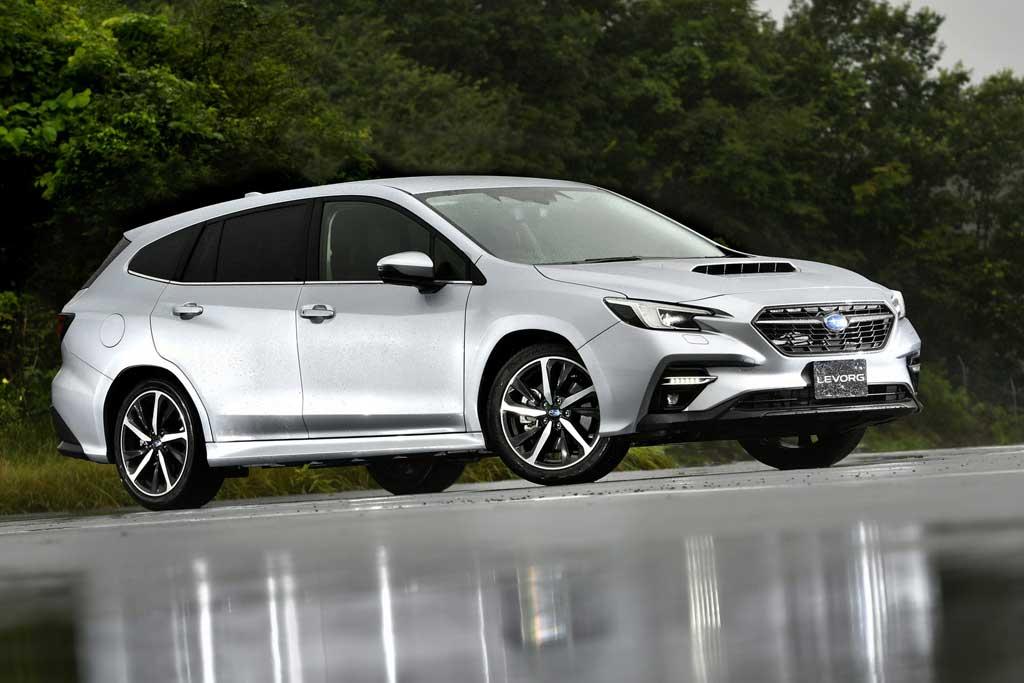 Subaru Levorg 2021