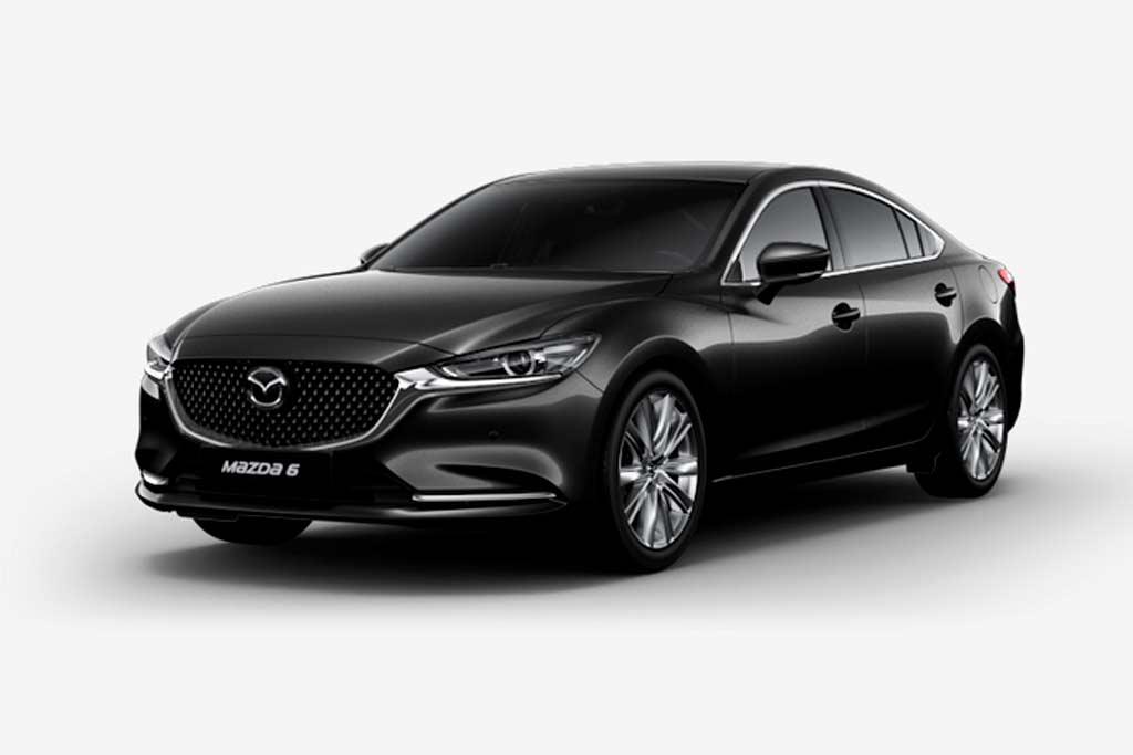 Mazda 6 Jet Black