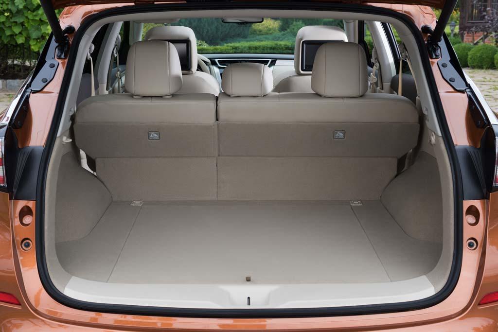 Багажник Nissan Murano 3
