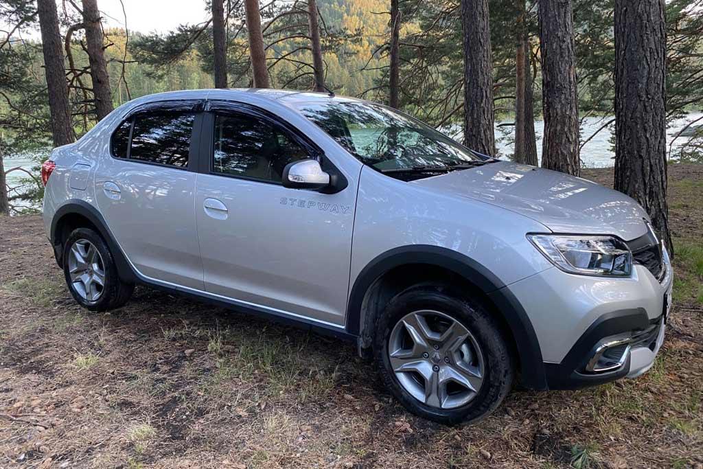 Renault Logan: покупка, обкатка и первые впечатления