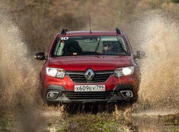 Renault Sandero Stepway [year]
