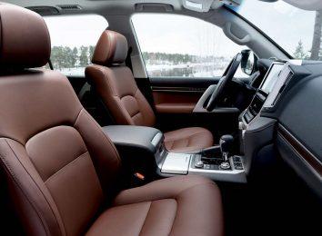 Toyota Land Cruiser 2020