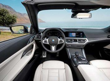 BMW 4-Series Convertible (G23)