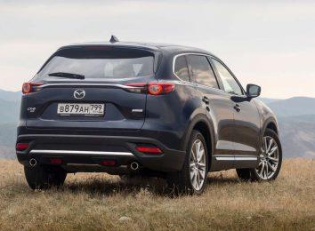 Mazda CX-9 [year]
