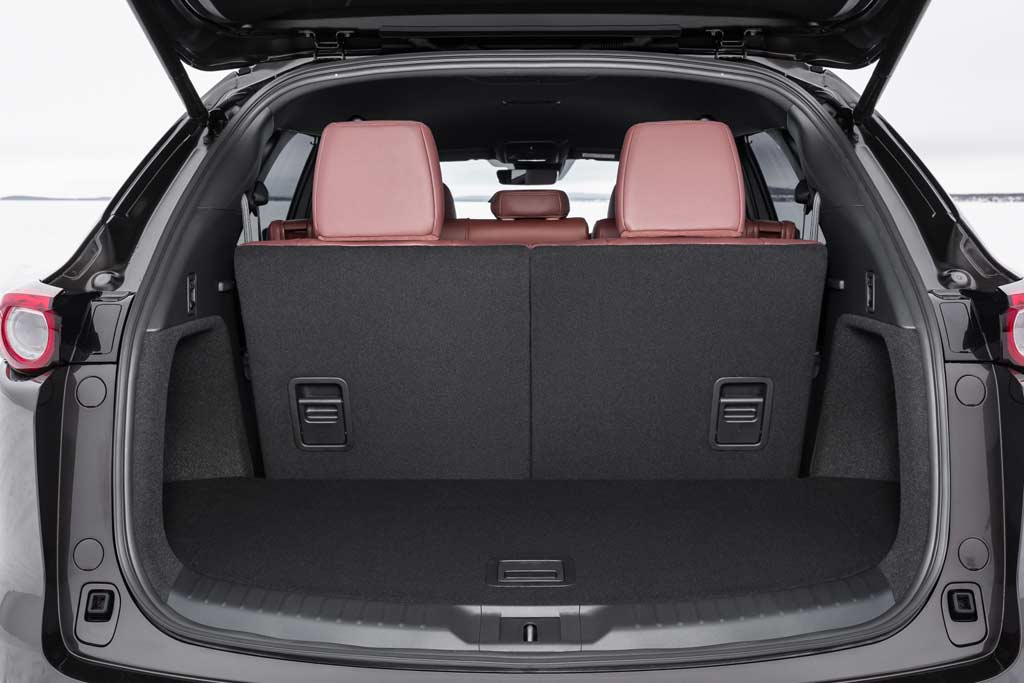 Багажник Mazda CX-9 2021