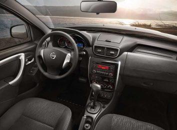 Nissan Terrano 2021