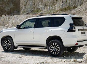 Toyota Land Cruiser Prado 2021