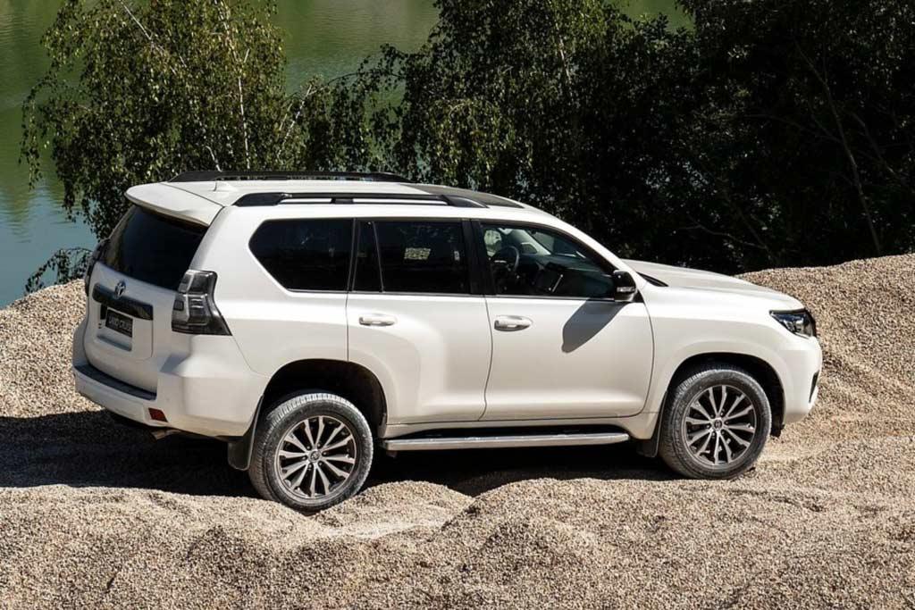 Новый Toyota Land Cruiser Prado 2021