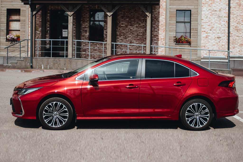 Тойота Королла 2021 модельного года