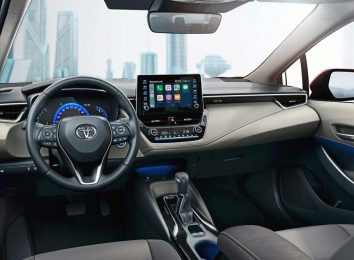 Toyota Corolla [year]