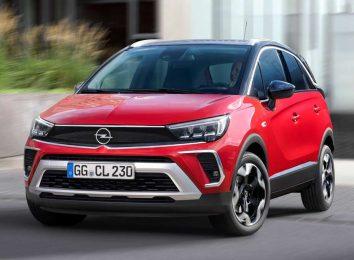 Opel Crossland [year]