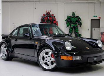 Porsche 911 Turbo 3.6 1993