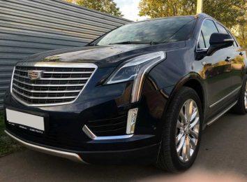 Отзыв о Cadillac XT5