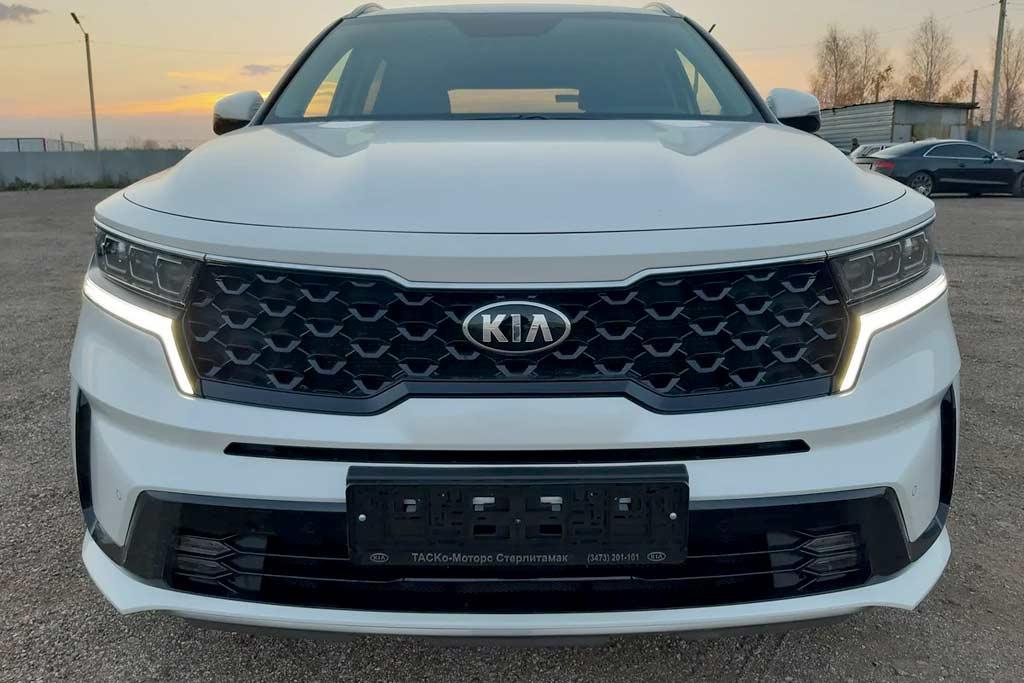 Сравнение Kia Sorento и Kia Sorento Prime - Автомобильный журнал