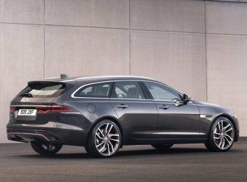 Jaguar XF Sportbrake [year]