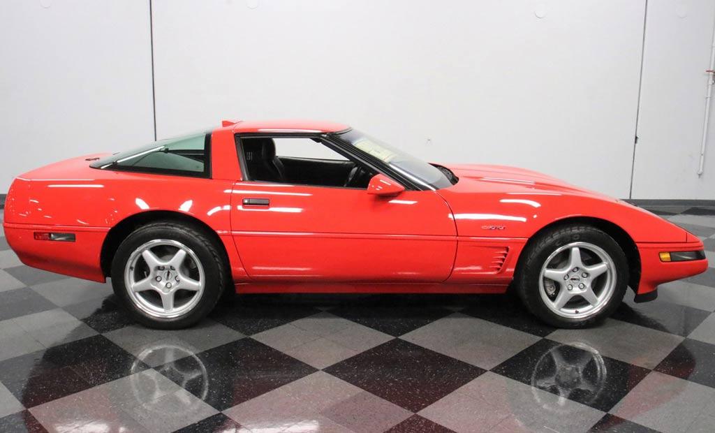 Corvette C4 ZR1 1995