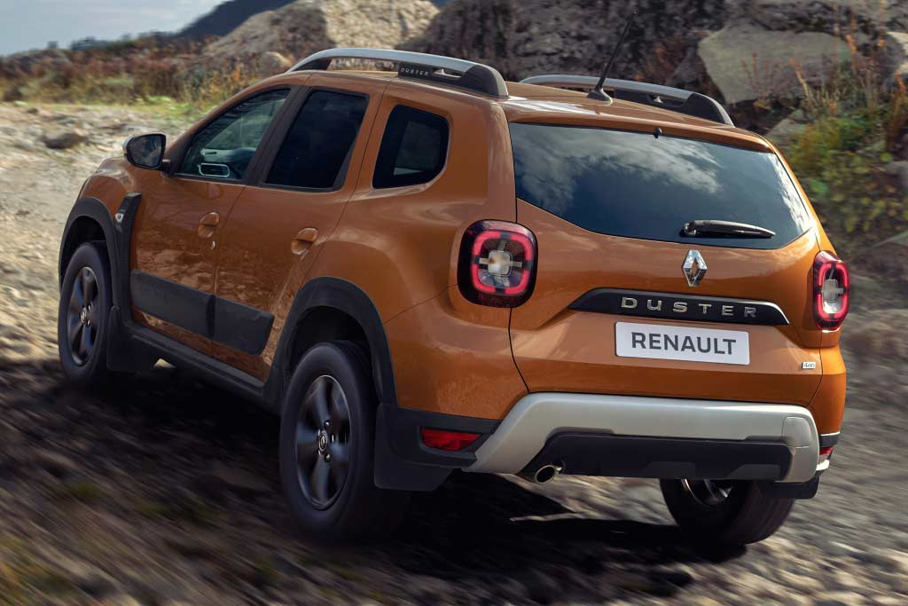 Renault Duster 2021 в новом кузове