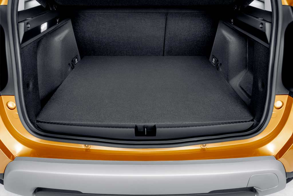 Багажник Renault Duster II