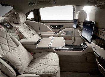 Mercedes-Maybach S-Class [year]