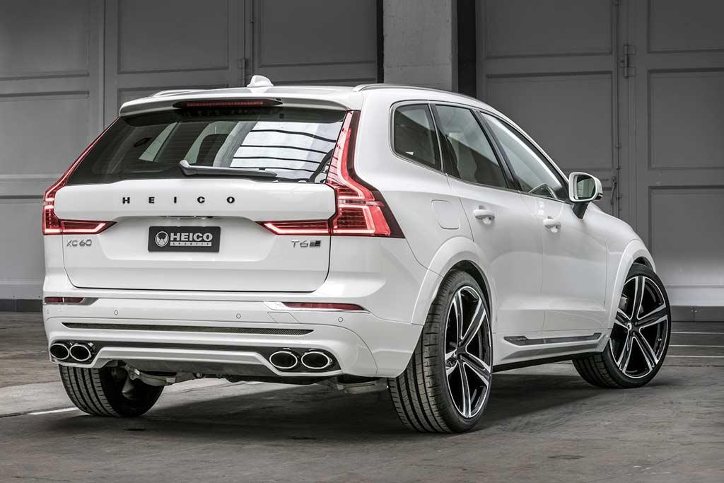 Новая модель Volvo XC60 2021 года