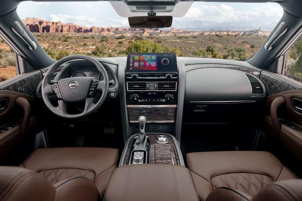 Nissan Armada 2021