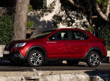 Renault Logan Stepway [year]