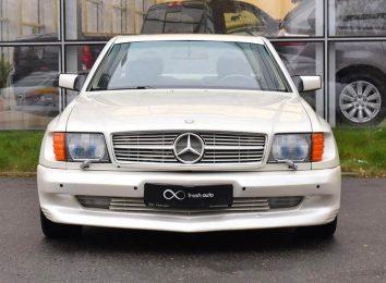 Mercedes 560 SEC 1987