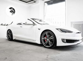 ARES Model S кабриолет