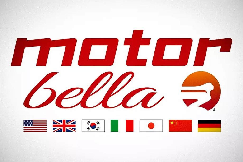 Логотип Motor Bella