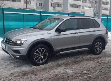 Отзывы о VW Tiguan