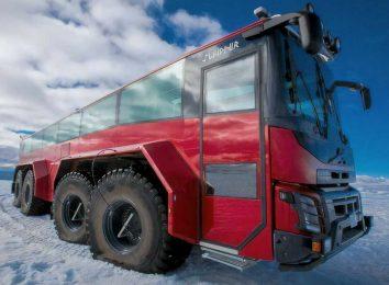 Sleipnir Tour Bus