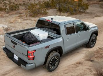 Nissan Frontier [year]