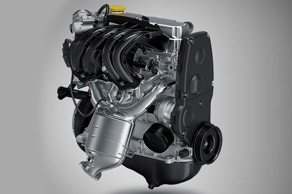 Мотор ВАЗ-11182