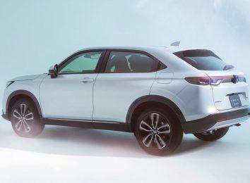 Honda H-RV [year]