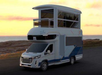 Maxus V90 Villa Edition