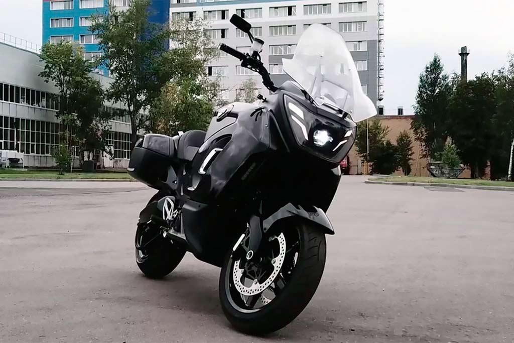 Мотоцикл Aurus