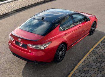 Toyota Camry GR Sport [year]
