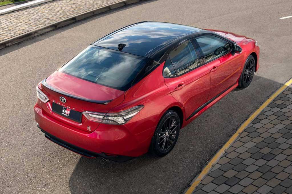 Toyota Camry GR Sport 2021