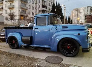 Сustom ZIL 130 Pick Up