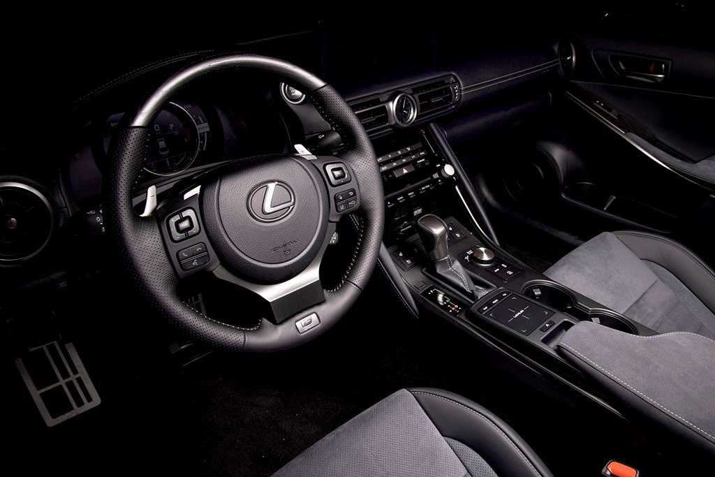 Lexus IS 500 F Sport Launch Edition