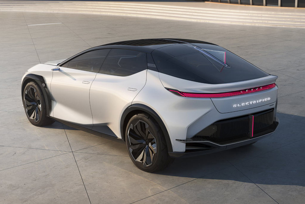 LF-Z Electrified Concept 2021