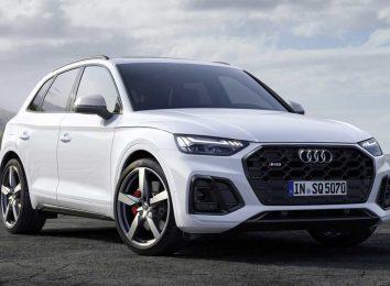 Audi SQ5 2021