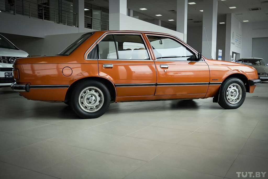 Opel Rekord E 1980