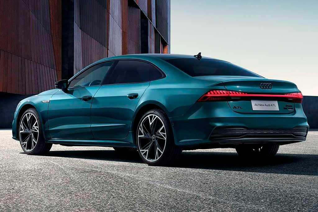 Audi A7 L