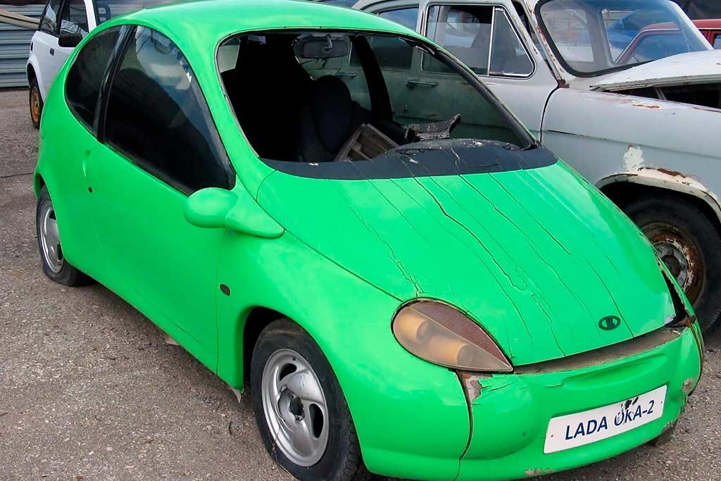 Прототипы АвтоВАЗ