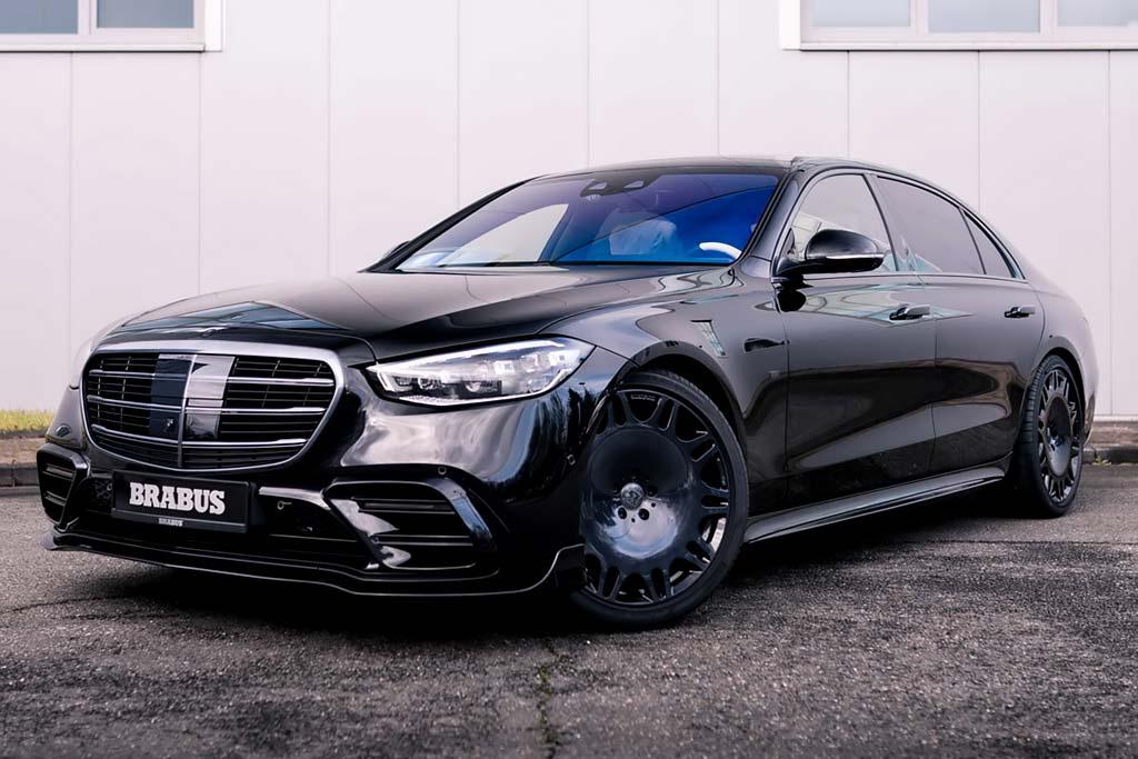 Mercedes-Benz S-Class W223 от Brabus