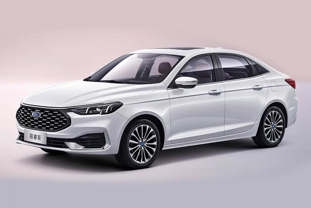 Ford Escort 2021