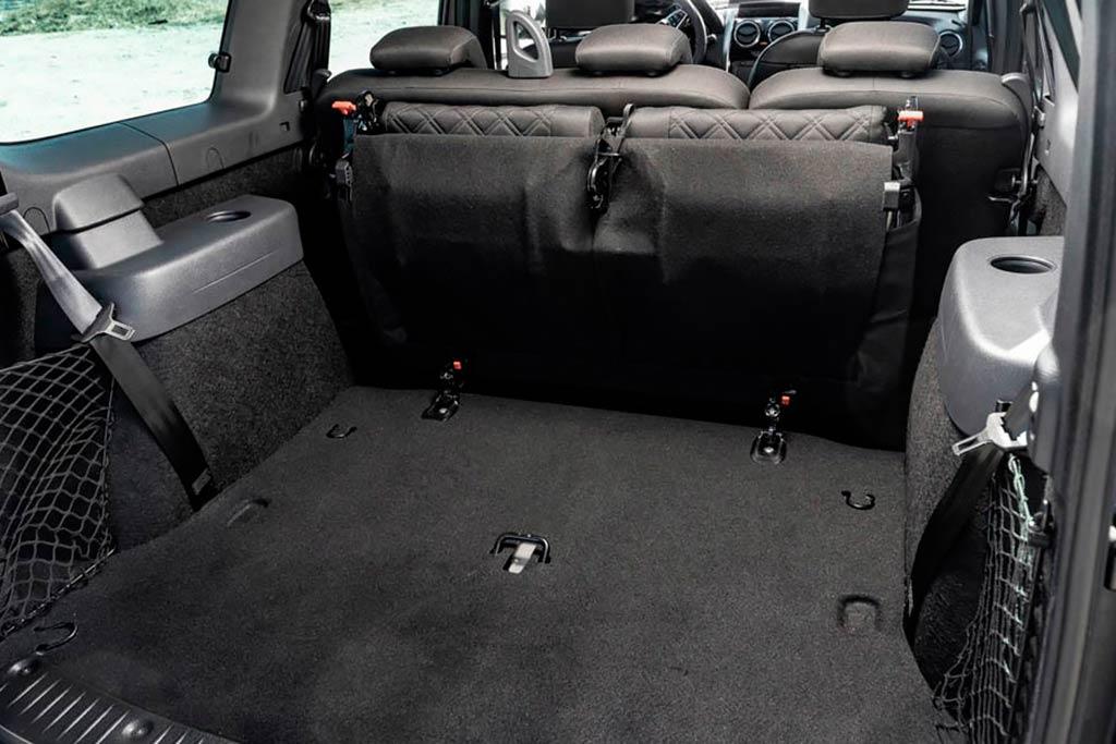 Багажник Lada Largus Cross FL
