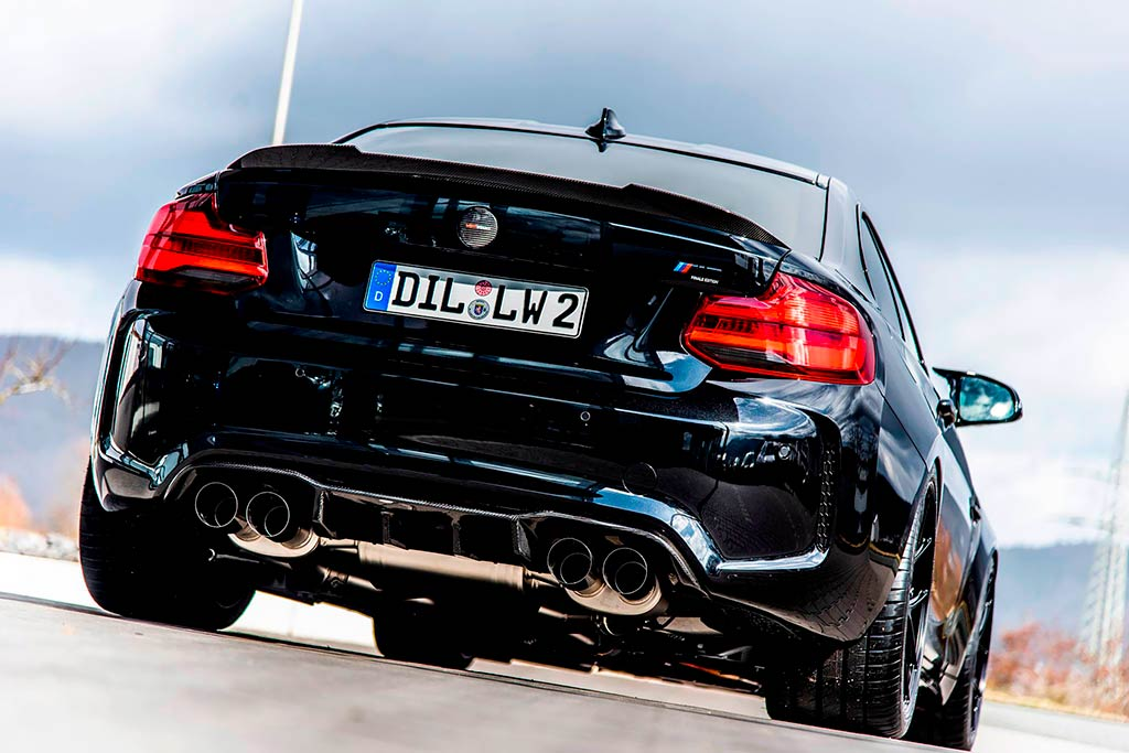 Lightweight M2 Competition
